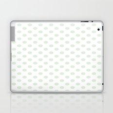 Green Spotty Pattern  Laptop & iPad Skin