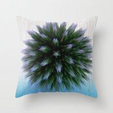 Sea Holly 2 Throw Pillow