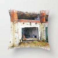 In  Need of some TLC Throw Pillow