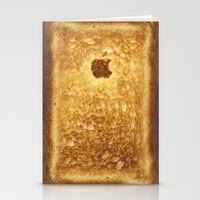 Toasted Stationery Cards