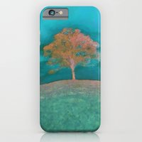 ABSTRACT - solitary tree iPhone 6 Slim Case
