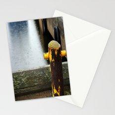 Rainy Dock Stationery Cards
