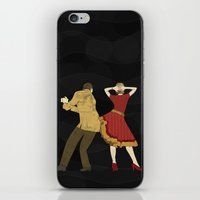 Free Style Dance Party iPhone & iPod Skin