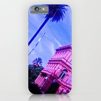 Blue-Pink. iPhone 6 Slim Case