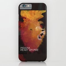 INDIANA - Heart On Fire Slim Case iPhone 6s