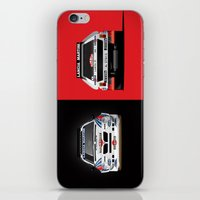 Group B Edition, N.º2, Lancia Delta S4 iPhone & iPod Skin