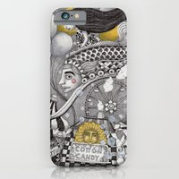Roller Coaster Ride iPhone 6 Slim Case