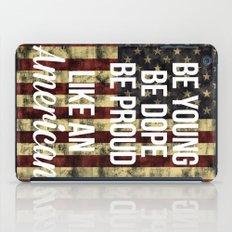 American iPad Case