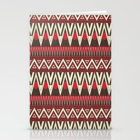 Tribal New World  Stationery Cards