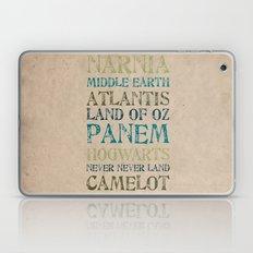 Fantasy Realms Laptop & iPad Skin