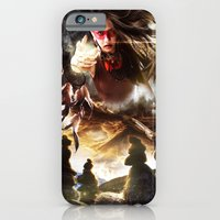 native american iPhone & iPod Cases featuring NATIVE by FJ-CREA