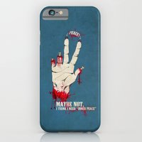 Who Want Some Peace? iPhone 6 Slim Case