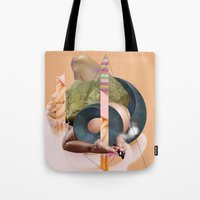 The Dangers Of Origami (… Tote Bag