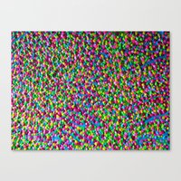 Candy Pop Canvas Print