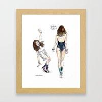 Sucks To Be Your Framed Art Print