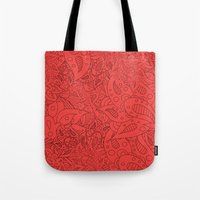Lucy Flowers Tote Bag