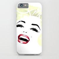 Bombshell Series: Fame - Marilyn Monroe iPhone 6 Slim Case