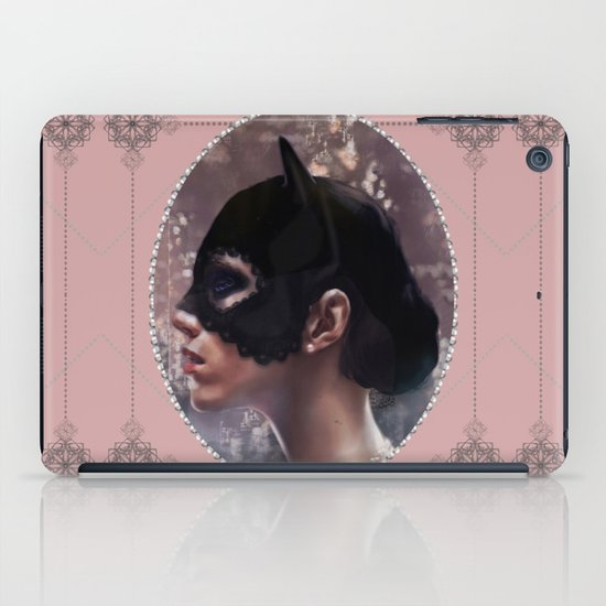Pearls iPad Case