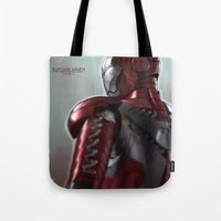 Mark V Tote Bag