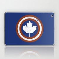Captain Canada Laptop & iPad Skin