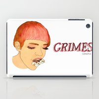 Grimes iPad Case