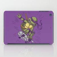 Shredding iPad Case