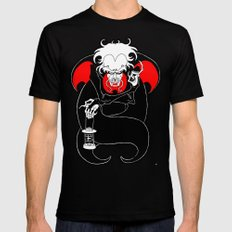 Dracula SMALL Mens Fitted Tee Black
