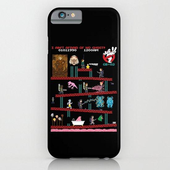 Vigo Kong iPhone & iPod Case