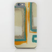 iPhone & iPod Case featuring Soft And Bold Rothko Inspired by Corbin Henry