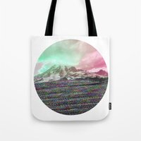 Mount Wisdom [cropped] Tote Bag