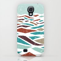 Galaxy S4 Cases featuring Sea Recollection by Efi Tolia