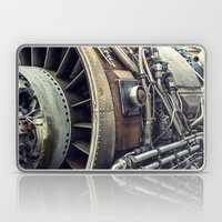Jet Engine Laptop & iPad Skin