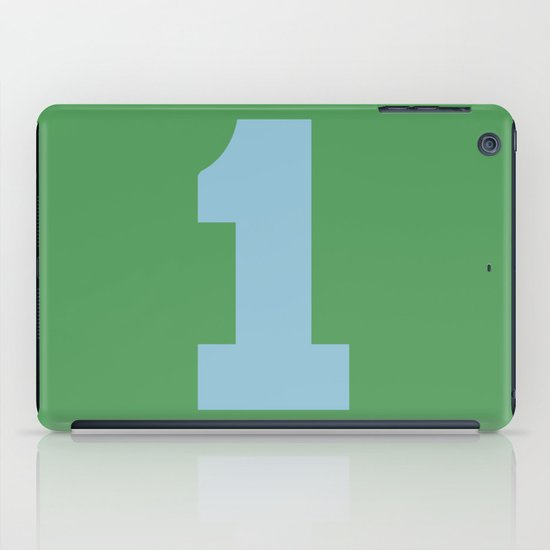 Number 1 iPad Case