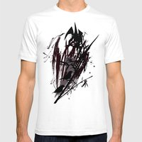 Afternoon Break Mens Fitted Tee White SMALL