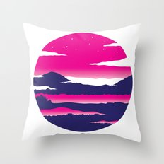 Kintamani Throw Pillow