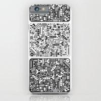 Grid iPhone 6 Slim Case
