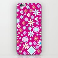 Happy Spring iPhone & iPod Skin