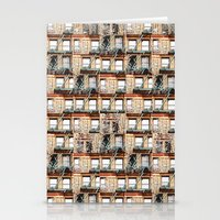 Windows Of NYC Stationery Cards