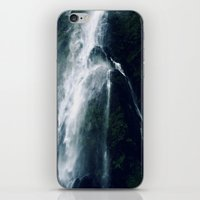 Bowen Falls (3) iPhone & iPod Skin