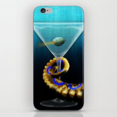 The Briny Deep iPhone & iPod Skin