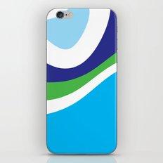 Sand evil eye iPhone & iPod Skin