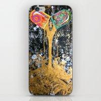Gold Rush iPhone & iPod Skin