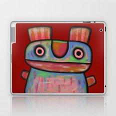 Rabbit work out Laptop & iPad Skin