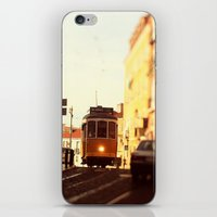 Lisbon Tram iPhone & iPod Skin
