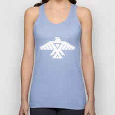 Thunderbird flag - Inverse edition version Unisex Tank Top
