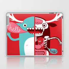 All monsters are the same! Laptop & iPad Skin