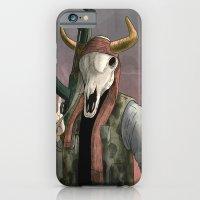 Undead Cow rebal iPhone 6 Slim Case