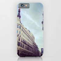 iPhone & iPod Case featuring Madrid by Theresia Pauls