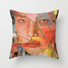 Expressions I Throw Pillow