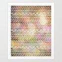 Discotheque Art Print